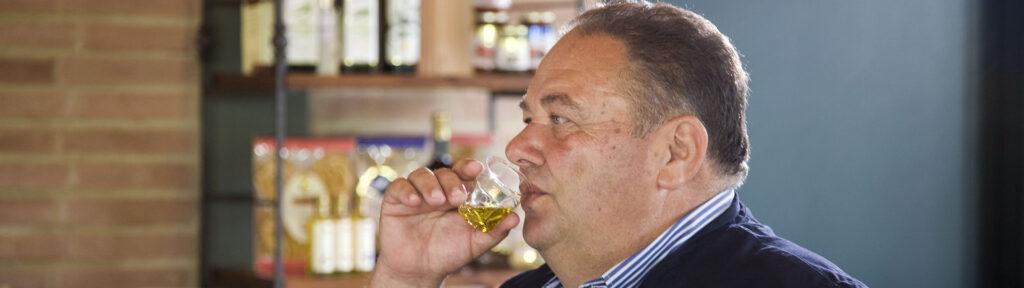 emilio bartolini degustazione di olio